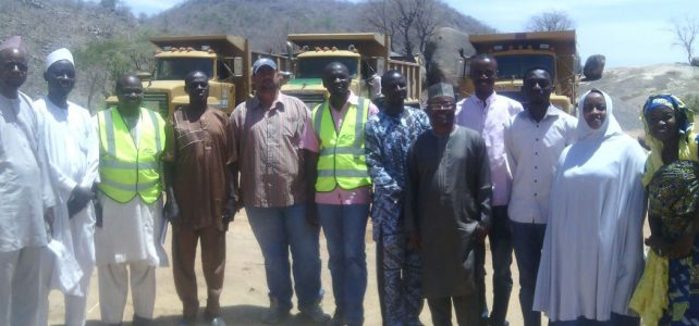 Kwanar Mai Molo – Banki Rural Feeder Road Project in Kubau LGA