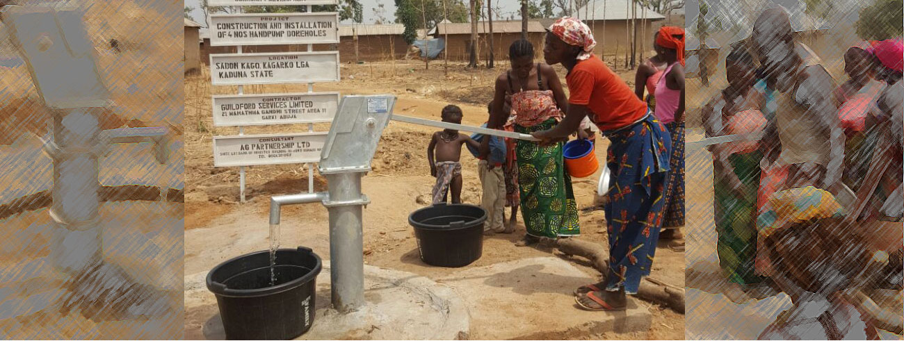 Borehole Construction Kagarko LGA