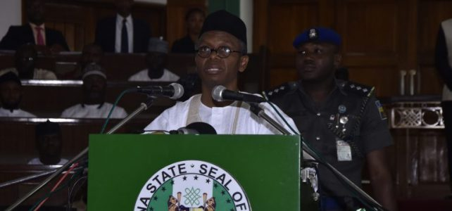 2017 Budget: Kaduna lawmakers approve N214bn